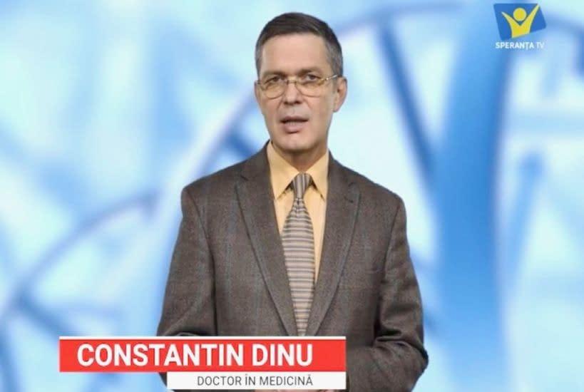Doctor Dinu ABC-ul Sanatatii speranta TV
