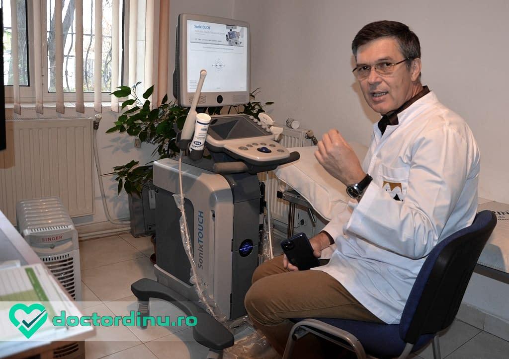 Doctor Dinu Constantin - Ecograf